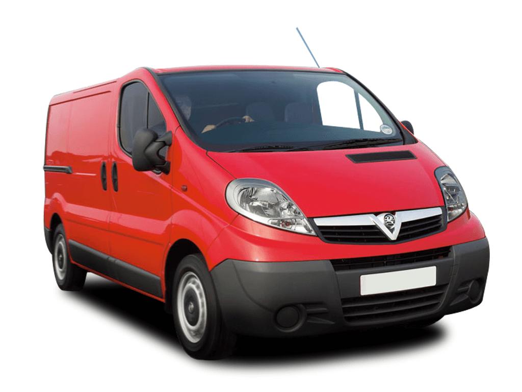Vauxhall Vivaro Towbar Fitting