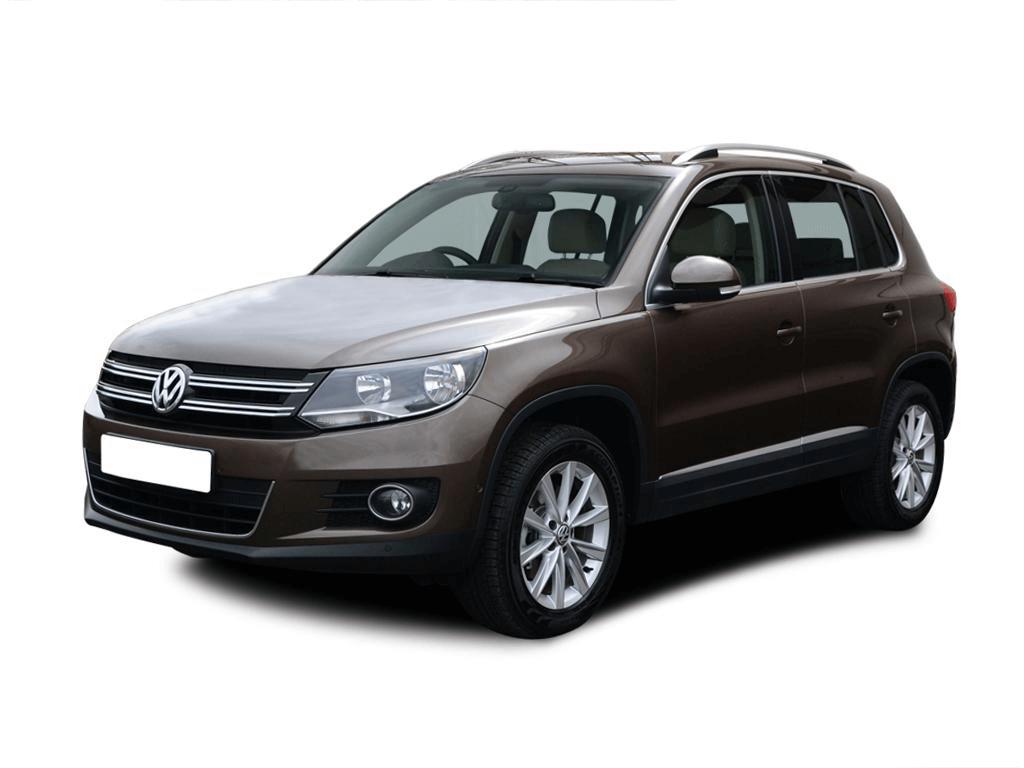 Volkswagen Tiguan Towbar Fitting