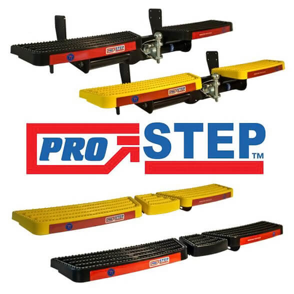 Tow-Trust Pro Step Towbar Steps for Fleet Vehicles