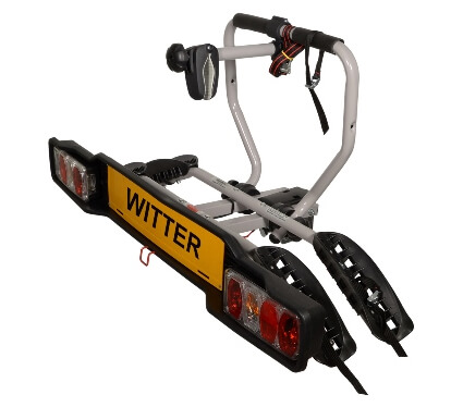 Witter Cycle Carrier Bolt-on Towball Mounted 2 Bike Cycle Carrier